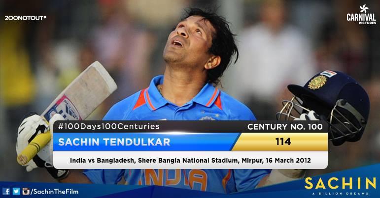 100 Days 100 Centuries