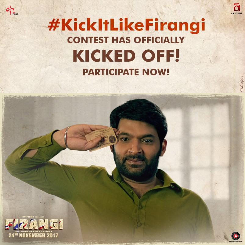 #KickItLikeFirangi